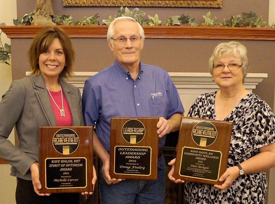 Celebrated Recognition for Noteworthy Employees
