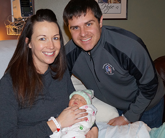 First Baby of 2019 Arrives at Upland Hills Health