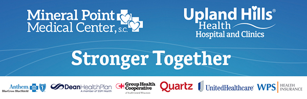 Mineral Point and Dodgeville Medical Centers Become Part of Upland Hills Health