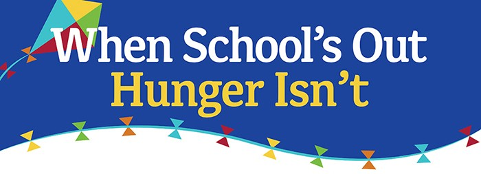 """""""When School's Out Hunger Isn't"""" Campaign a Success"""