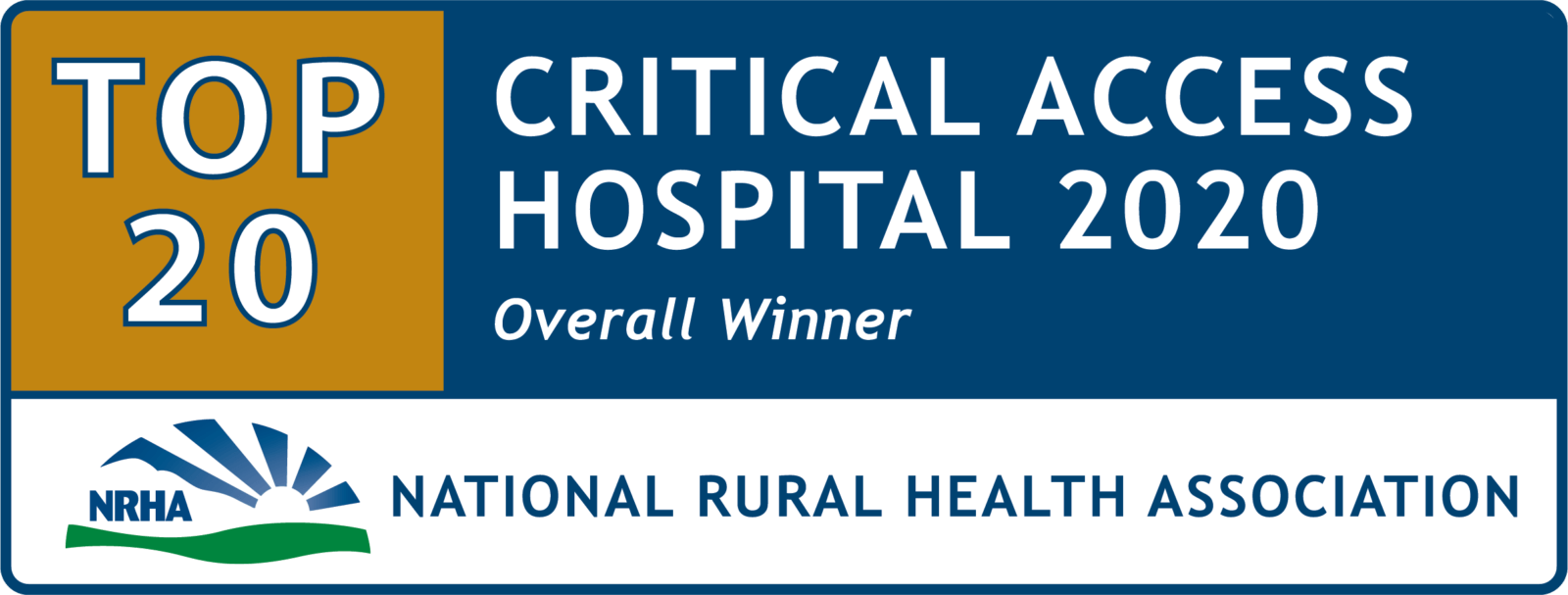 Upland Hills Health named in Top 20 Critical Access Hospital List