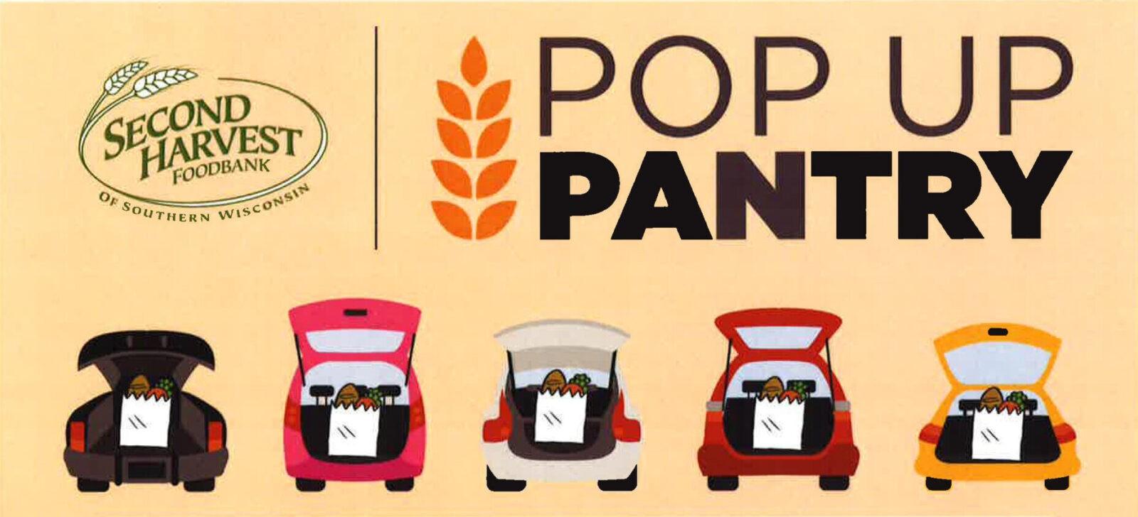 Pop Up Food Pantry