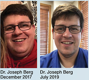 Losing Weight–Tips from a Doctor's Journey
