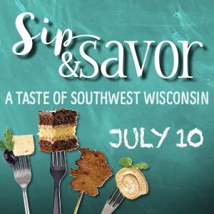 Sip & Savor Event July 10 2021